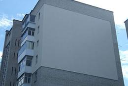 Фасад из сайдинга с утеплением