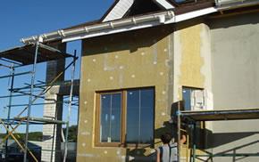 Фото отделки углов фасадов частных домов фото
